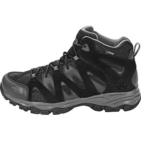 The North Face Storm Hike Mid GTX Shoes Men TNF Black/Dark Shadow Grey